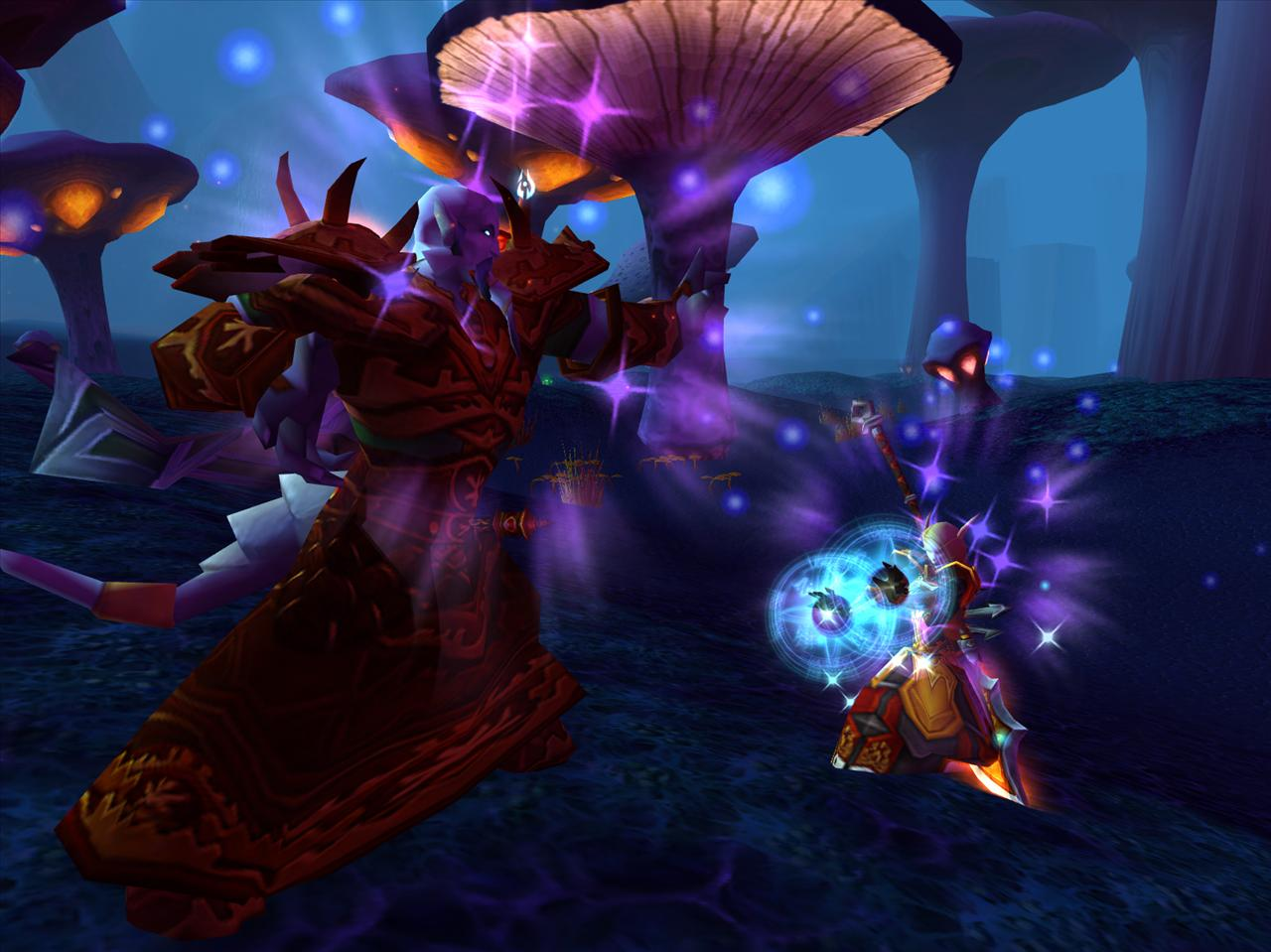 World of warcraft screen manipulations exposed girl
