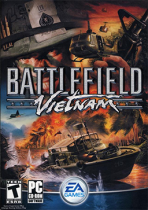 Battlefield Vietnam Box Art
