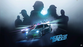 Need for Speed (2015) Box Art
