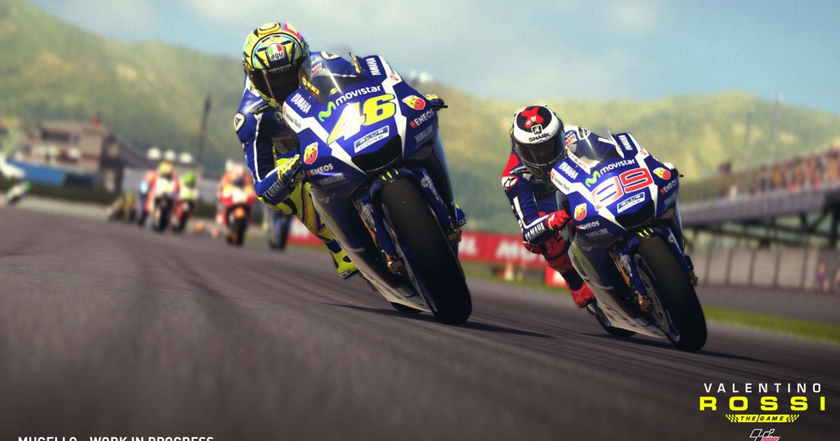Valentino Rossi The Game PS4 Review | GameGrin