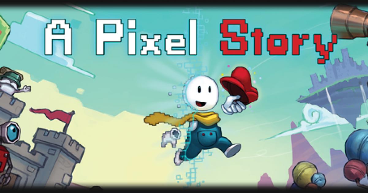Resultado de imagem para A Pixel Story
