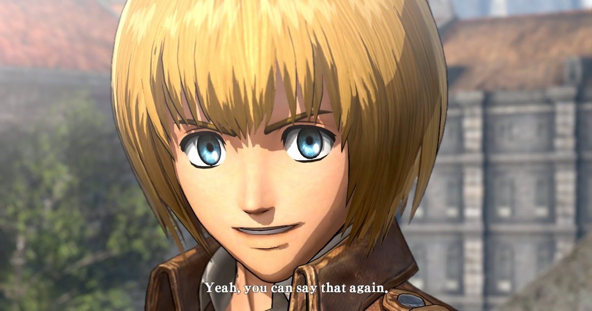 Attack On Titan Game's Story To Move Past Season 1 of the ...