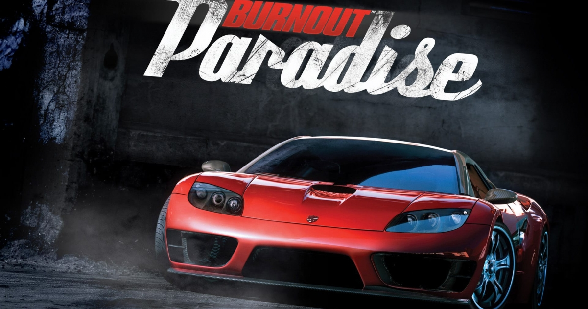 burnout paradise remaster coming to ps4 and xbox one. Black Bedroom Furniture Sets. Home Design Ideas