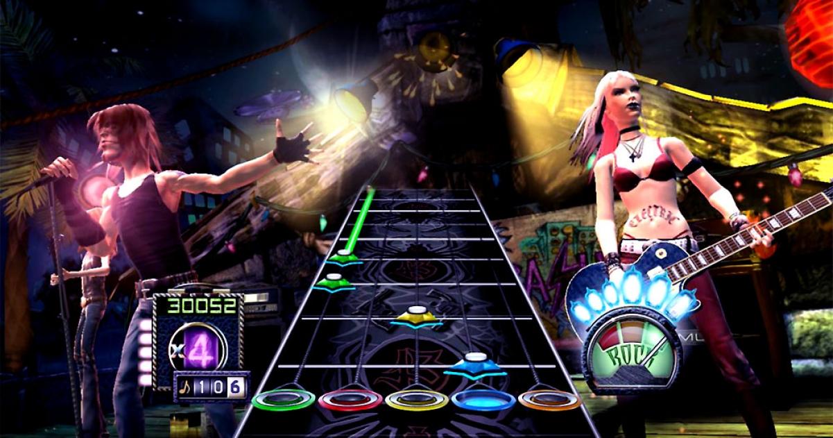 guitar hero legends of rock pc download