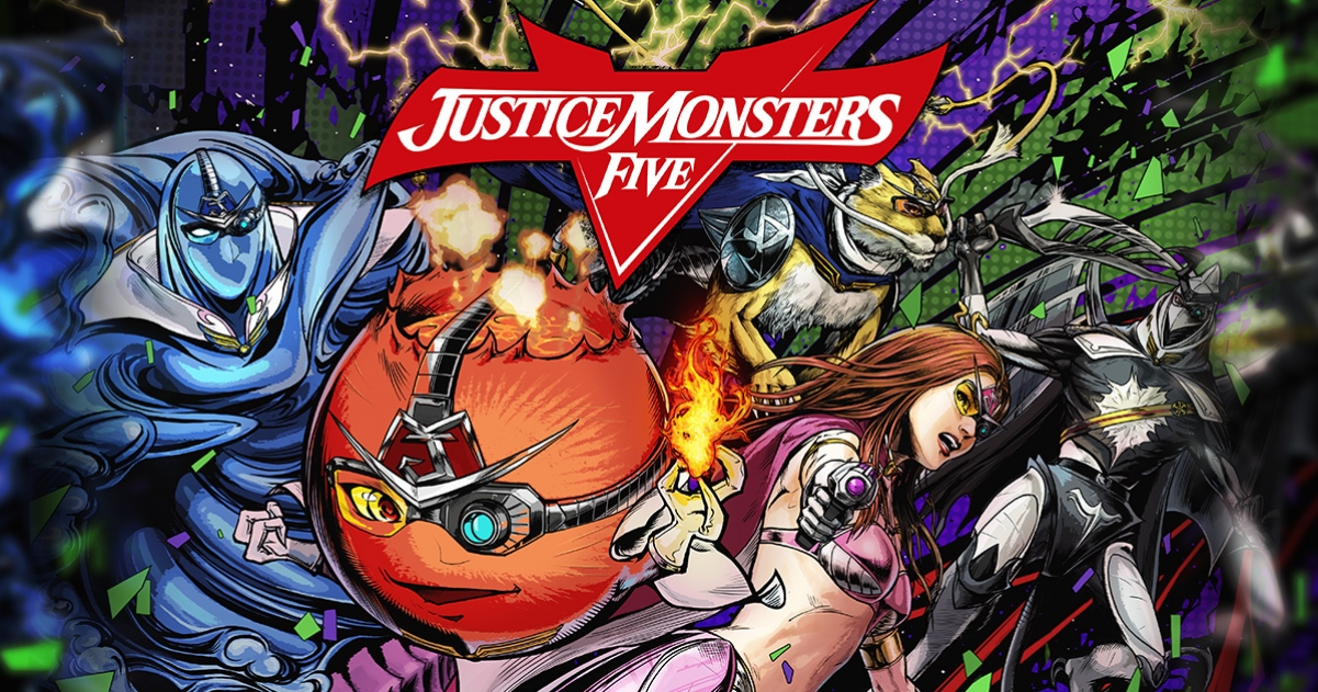 how to play justice monsters five