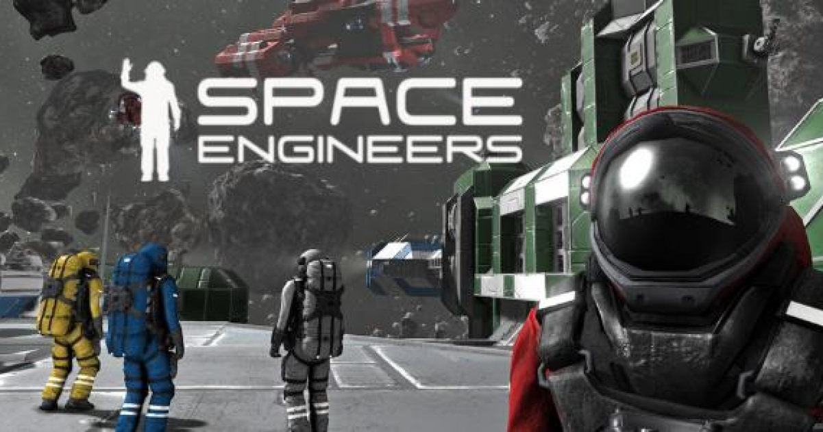 Creation Destruction 2013 Core Radio: Space Engineers Preview