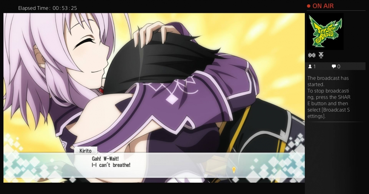 Sword Art Online RE: Hollow Fragment Review   GameGrin