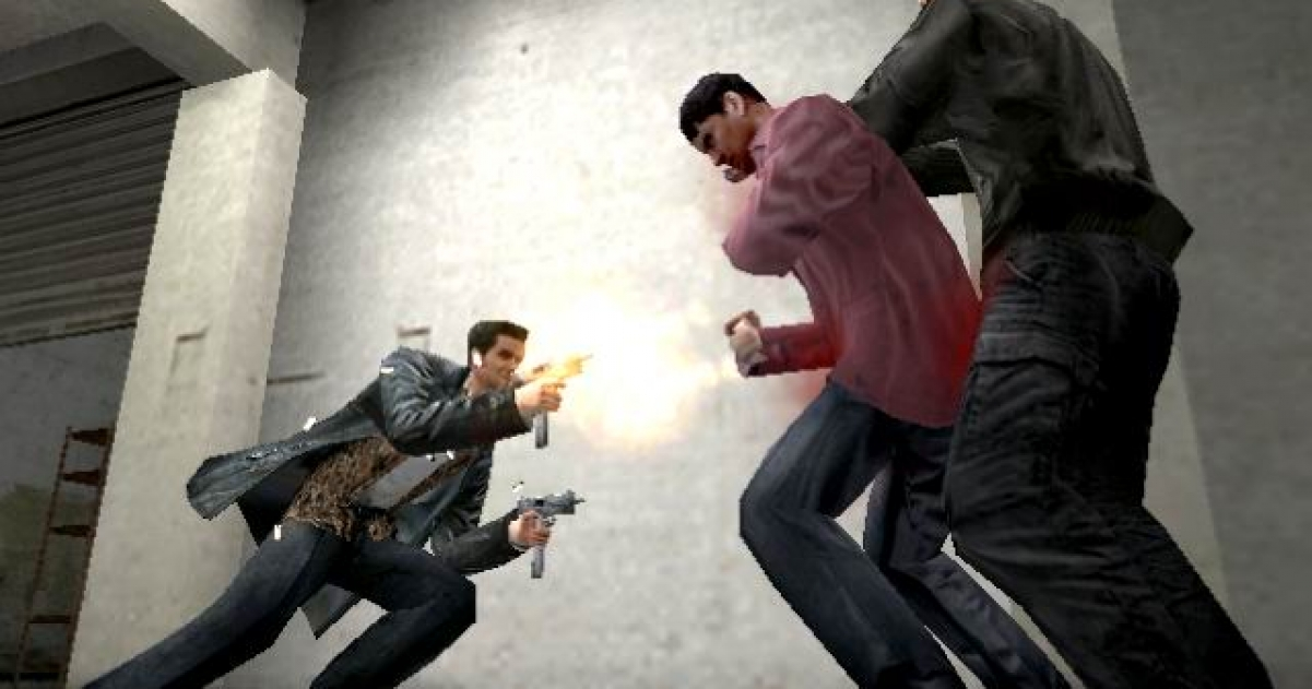 The Payne Diaries Max Payne 1 Part 1 Gamegrin
