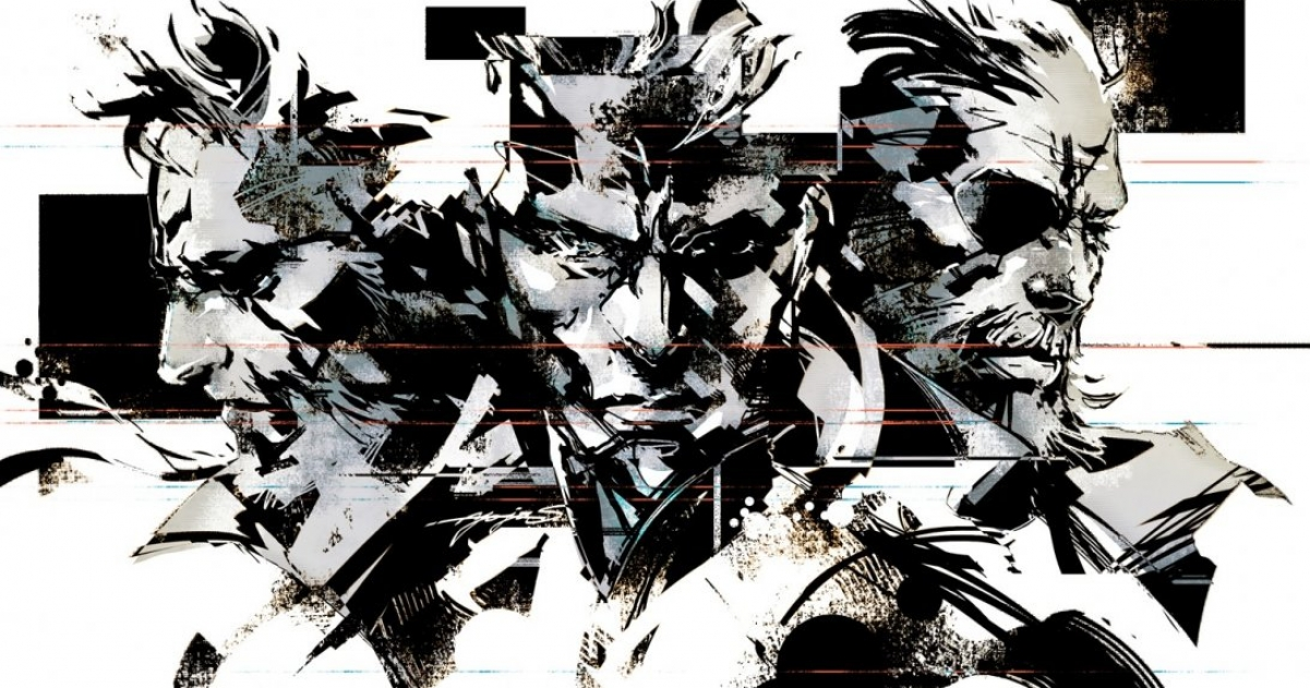 Yoji Shinkawa's The Art Of Metal Gear Solid I-IV Announced