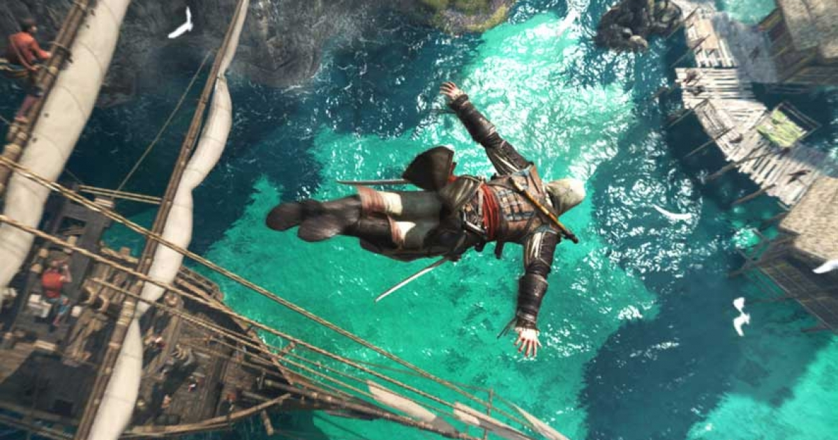 Why Assassins Creed Black Flag Is Still The Best Assassin S Creed