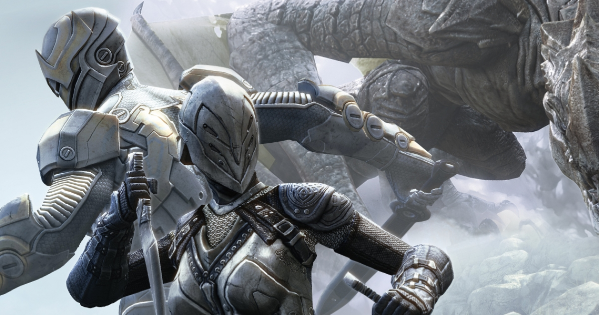 Infinity Blade Unreal Assets Now Free to Use   GameGrin