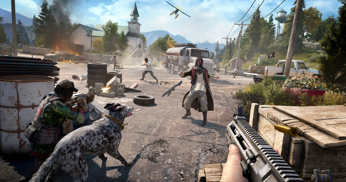 Ubisoft Reveal Far Cry 5 Arcade A New Kind Of Map Editor Gamegrin