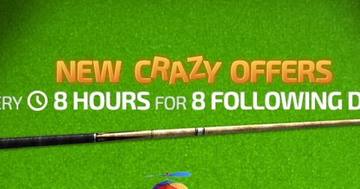 G2A Crazy 8 Sale #4 | GameGrin