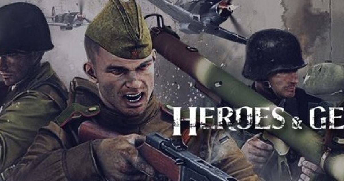 Heroes and Generals Reaches 5 Million Players GameGrin