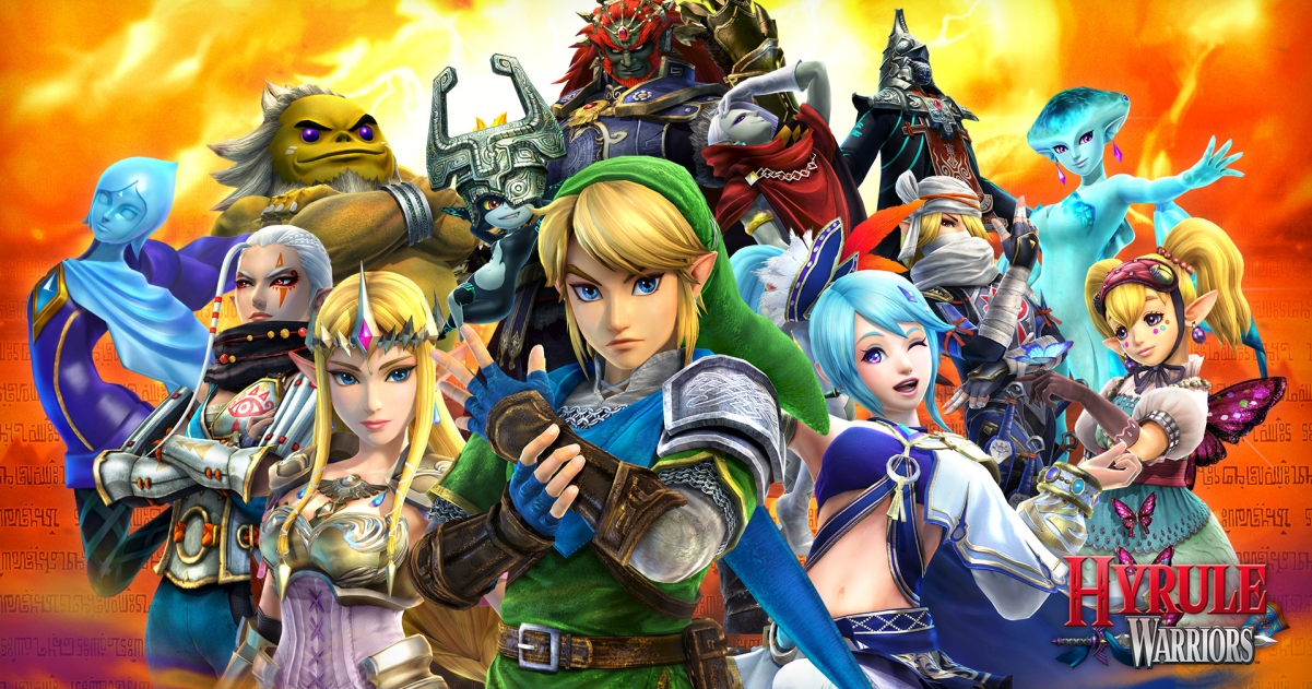 Hyrule Warriors Review Gamegrin
