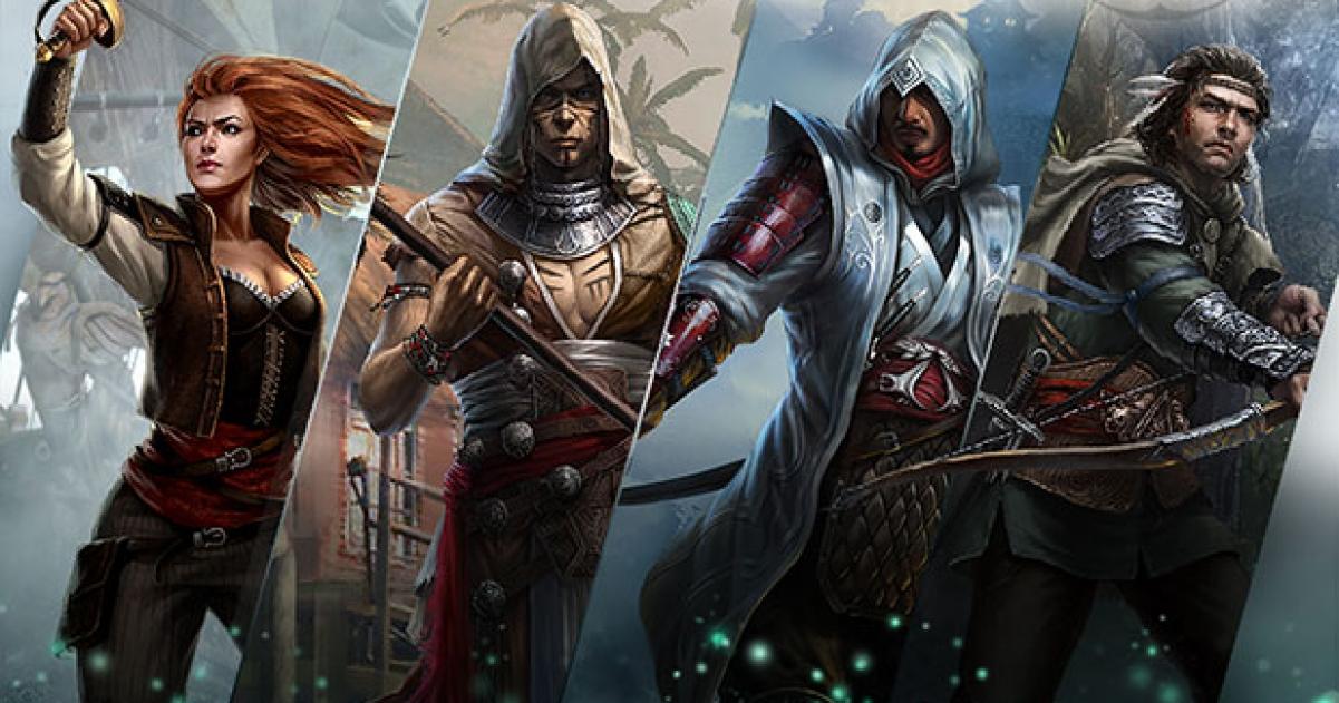 Ubisoft Reveals Assassins Creed Memories Gamegrin