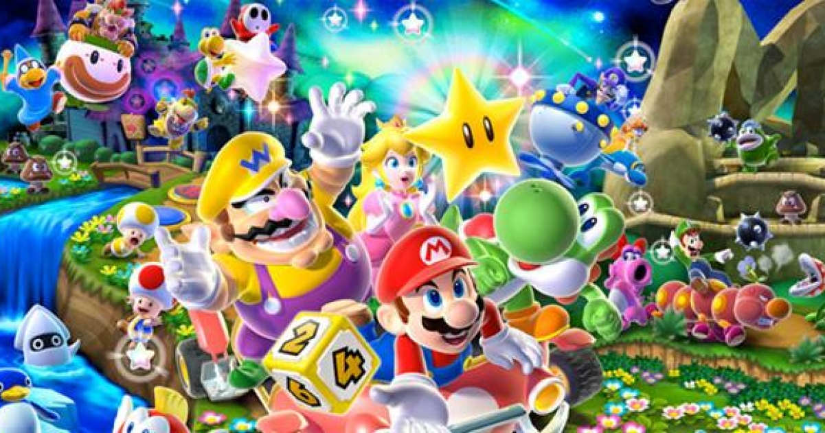 Mario Party Tour Island Review