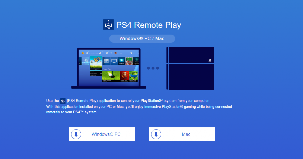 ps4 remote play 32 bit