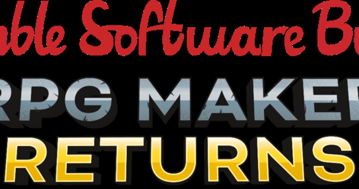 Humble Software Bundle: RPG Maker Returns | GameGrin