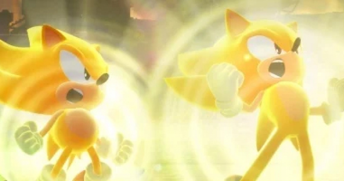 You Can Finally Turn Super Sonic in Sonic Forces | GameGrin