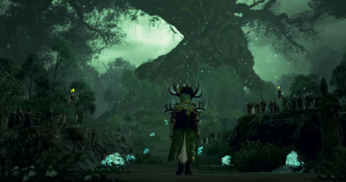 Total War: Warhammer Realm of the Wood Elves DLC Review   GameGrin
