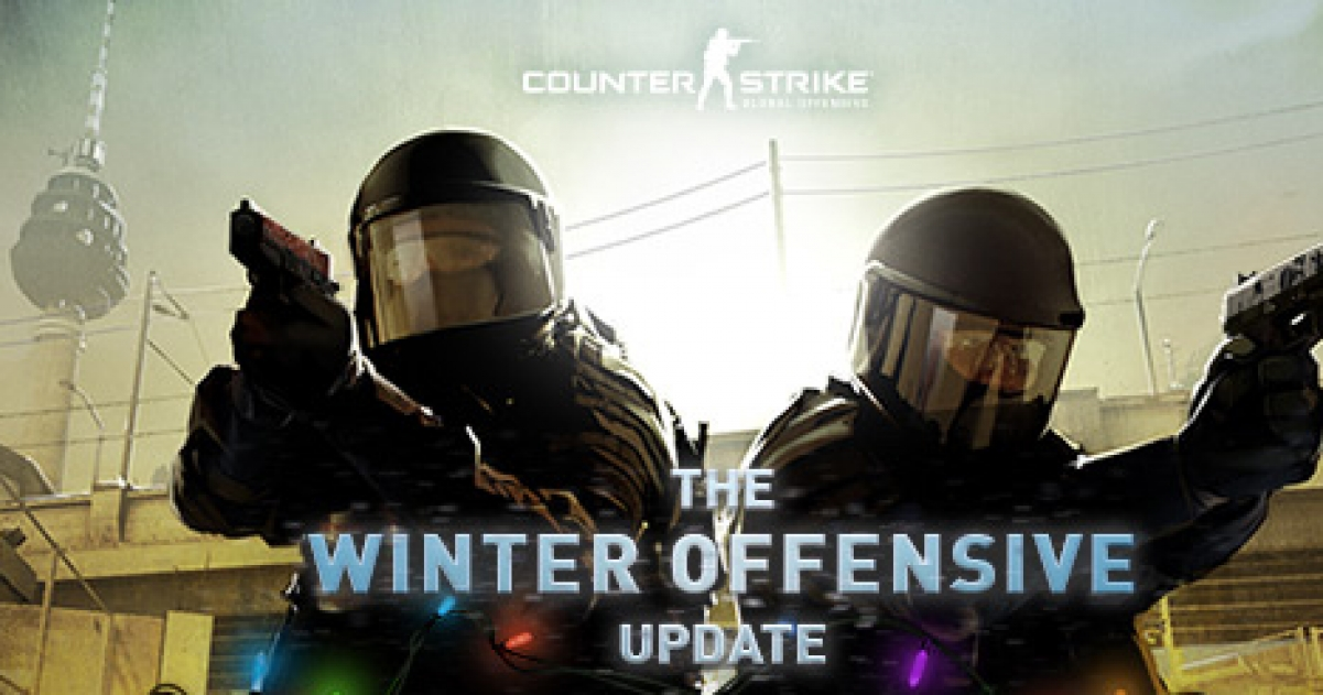 counter strike global offensive the winter offensive is. Black Bedroom Furniture Sets. Home Design Ideas