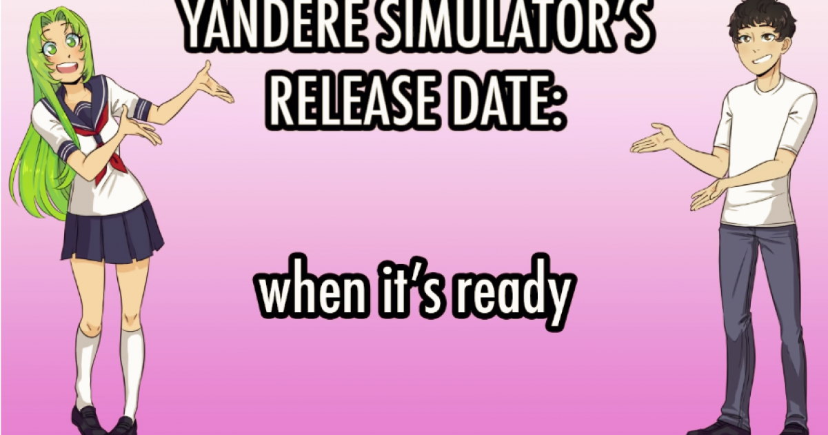 Fans Don't Like Yandere Simulator Developer's Latest Video | GameGrin