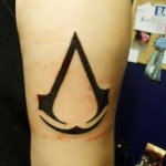 An Article On Gaming Tattoos