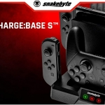 snakebyte DUAL CHARGE:BASE S Review