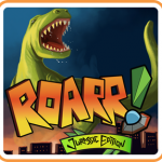 Roarr! The Adventures of Rampage Rex - Jurassic Edition Review