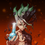 Dr. STONE Heading to Crunchyroll Simulcast - Moving Pictures