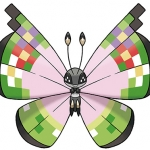 Celebrate 100 Million Pokémon Trades with Exclusive Patterned Vivillon