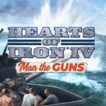 Hearts of Iron IV: Man The Guns Add-On Announced