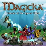 Magicka: Wizards of the Square Tablet Available on iPhone and Novel Released