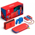 Mario Themed Nintendo Switch Available for Pre-order