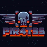 P1R4T3S, Space-Age Pirating Roguelite Releases Later This Month