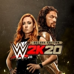 WWE 2K20 Cover Stars Revealed