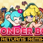 Wonder Boy Returns Remix Launches Worldwide