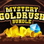 Fanatical's Mystery Goldrush Bundle