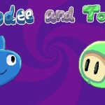 Toodee and Topdee Preview