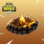 Fornite's Latest Patch Brings With it a Campfire