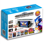 SEGA Launch Sonic 25th Anniversary Mega Drives with 80 Built-in Games
