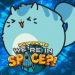 EGX Rezzed: Holy Potatoes! We're in Space?! Preview