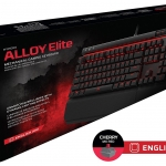 HyperX Alloy Elite Mechanical Keyboard Review