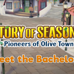 Meet the Bachelors of STORY OF SEASONS: Pioneers of Olive Town