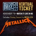 Metallica Performing Live at BlizzCon 2014