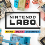Nintendo Has Announced Nintendo Labo (Updated)