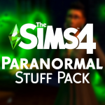 The Sim 4: Paranormal Stuff Pack Reveal Trailer