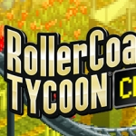 RollerCoaster Tycoon Classic now on Steam