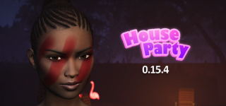 Leah Enters House Party Update 0.15.4
